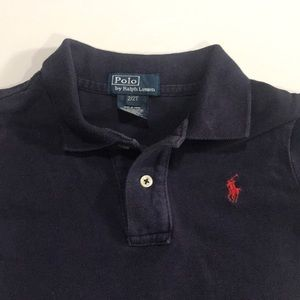 Ralph Lauren short sleeve polo 2T
